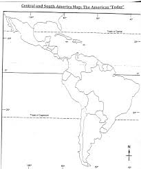 Central America Map Quiz by Daily Agenda And Homework Semester 2 Lewis