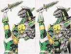 dragonzord wallpaper