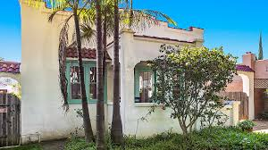 Kitchen Cabinets Culver City Actor Adam Sinclair Lists Charming Spanish Home In Culver City For