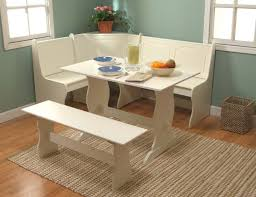 Dining Table With Banquette The Best Dining Room Table With Bench For Charming Night Homesfeed