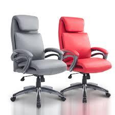 Big Joe Lumin Chair Multiple Colors Zebra Chair Pu Leather Mesh Executive Office Chair Tilt Swivel