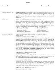 Cover Letter For Substitute Teacher Resume For Management Position Berathen Com Examples Of Resume