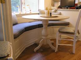 Dining Table With Banquette Furniture Make Your Dining Room More Interesting With Banquette Bench