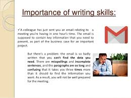 academic writing skills of SlideShare