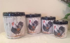 100 country kitchen canister set kitchen canisters and jars