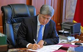 Qırğızıstan Avrasiya İttifaqına qoşulur