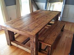 Rustic Farmhouse Dining Room Table Best Rustic Farmhouse Table - Farmhouse kitchen tables