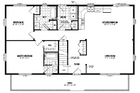 Mid Century Modern House Plan 100 Large Ranch Style House Plans Small Ranch Style Kitchen