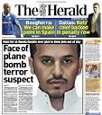 The Herald pictures Ibrahim Hassan al-Asiri - the man suspected of making ... - 6a00d8341d417153ef0134889e382c970c-450wi