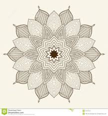 drawn floral design drawing pencil and in color drawn floral