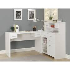 Ikea Computer Desk With Hutch by Desk Awesome L Shaped Desk With Drawers 2017 Design L Shaped