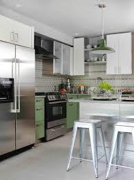 Aluminum Kitchen Backsplash Subway Tile Backsplashes Hgtv