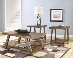 Rustic Wood Living Room Furniture Coffee Table Astonishing Coffee Table Sets Ideas Cool Black