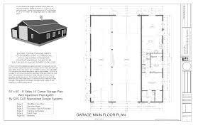 100 garage design plans green home designs floor plans