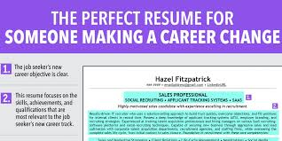 Examples Of Summaries On Resumes by Ideal Resume For Someone Making A Career Change Business Insider