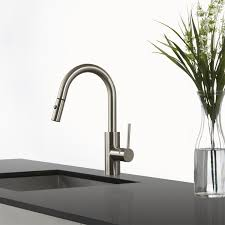 What Is The Best Kitchen Faucet Kraus Kpf 2620 Mateo Single Lever Pull Down Kitchen Faucet