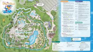 Port Orleans Riverside Map Walt Disney World Water Park Maps Kennythepirate Com An