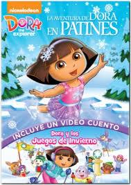 Dora Sobre Hielo (La Aventura De Dora Sobre Patines)