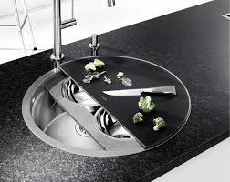 Unique Kitchen Sinks Personalizing Modern Kitchen Design With - Sink designs kitchen