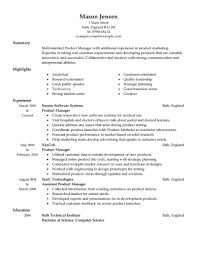 resume examples for project managers cosy manager resume sample 3 project manager resume sample excellent manager resume sample 16 best product manager resume example