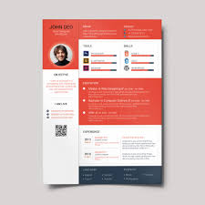 Best Resume Font Style And Size by Material Design Resume Creativecrunk