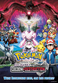 Pokemon 17: Diancie And The Cocoon Of Destruction