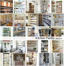 Kitchen Organization Ideas Pinterest 100 Organizing A Pantry Tips For A Perfectly Organized