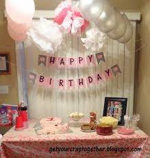 1st Birthday Decoration Ideas At Home Get Your Crap Together 1st Birthday Elephant Party Ideas U0026 Printables