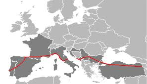 European route E80