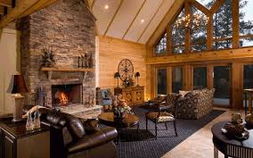 Log Homes Interior Designs Home Design Outside Room Ideas Log Cabin Interior With Regard To