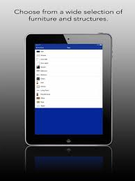 Home Layout Software Ipad Rooms Create Room Layouts With Ease On The App Store