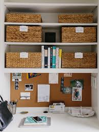 margaret u0027s office nook how to keep an organized desk the