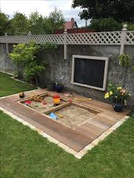 Backyards For Kids by Best 25 Sand Backyard Ideas On Pinterest Sand Fire Pits
