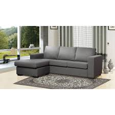 Sleeper Sofa Chaise Lounge by Chaise Sectionals Sofas Morten 3piece Sectional Sofa With Chaise