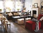 Adorable IKEA Living Room Design Ideas: Contemporary Wooden Floor ...