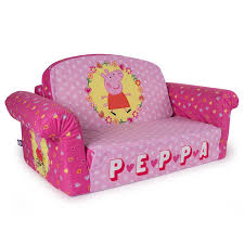 Pink Sofa Bed by Amazon Com Marshmallow Furniture Children U0027s 2 In 1 Flip Open