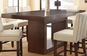 Antonio Extendable Rectangular Counter Height Dining Table From - Counter height kitchen table