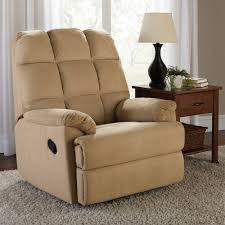 Upholstered Swivel Chairs Recliners Walmart Com