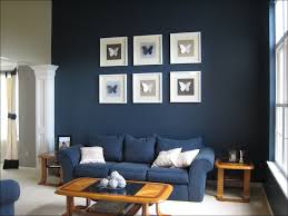 Navy Blue Wall Bedroom Kitchen French Decorative Accessories Blue Kitchen Wall Decor