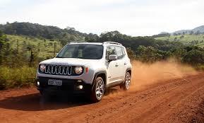Jeep Renegade terá novo motor 1.8 E.torQ no fim de 2016 | Autos ...