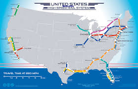 Amtrak Capitol Corridor Map by High Speed Rail Map Page 3 High Speed Rail Discussion Amtrak