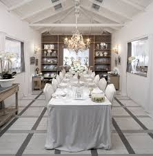 dinning rooms shabby chic dining room with white dining table