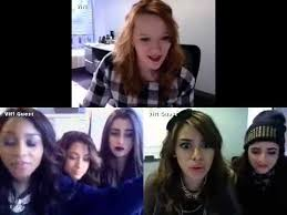 Very VH   Chat Live With Fifth Harmony  Spreecast    YouTube YouTube