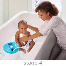 amazon com summer infant newborn to toddler bath center and