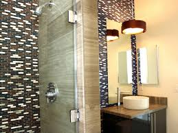 Tile Ideas For Small Bathroom Large And Luxurious Walk In Showers Hgtv