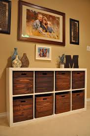 Wooden Crate Bookshelf Diy by Best 25 Cube Storage Ideas On Pinterest Cube Shelves Ikea