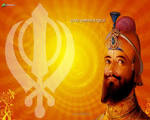 Wallpapers Backgrounds - Wallpapers Gobind Sikh Hindu Guru Singh Yellow 1280x1024