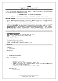 Sample Resume Objectives For Job Fair by Resume Samples For Experienced Marketing Professionals Resume