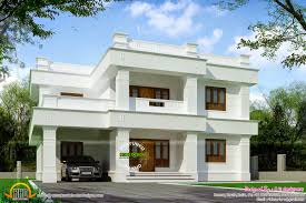28 flat roof house flat roof design detail flat roof house flat roof house october 2014 kerala home design and floor plans