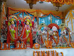 Wallpapers Backgrounds - Sri Banke Bihari Mandir Patna